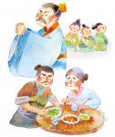 小故事大智慧-毛義養親